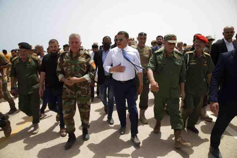 Pourquoi il y a eu la guerre en Lybie ?
