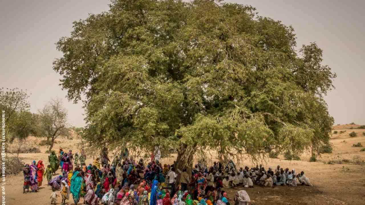 Quel est l'ancien nom du Tchad ?
