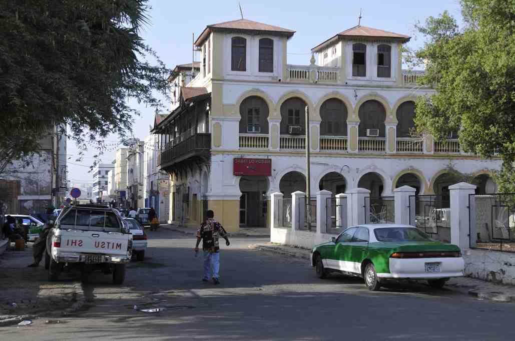 Quel pays a pour capitale Djibouti ?