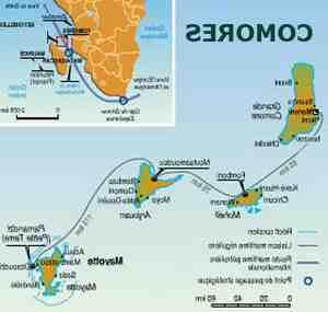 Qui a colonisé les Comores ?