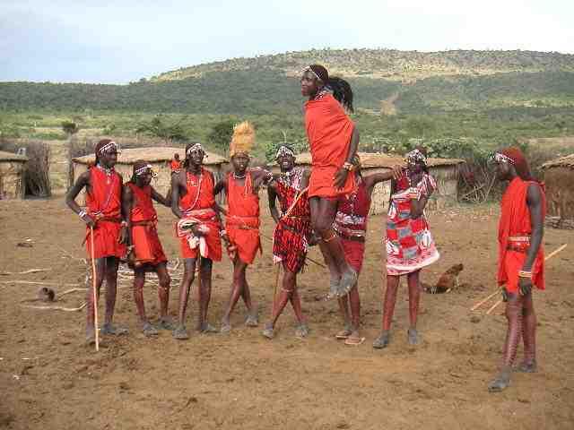 Vivre en  Kenya