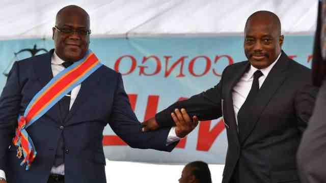 Vivre en  République démocratique du Congo