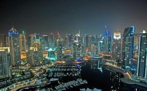 gratte ciel Dubai